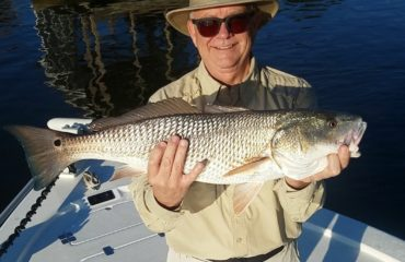 Redfish Inshore Fishing Charter