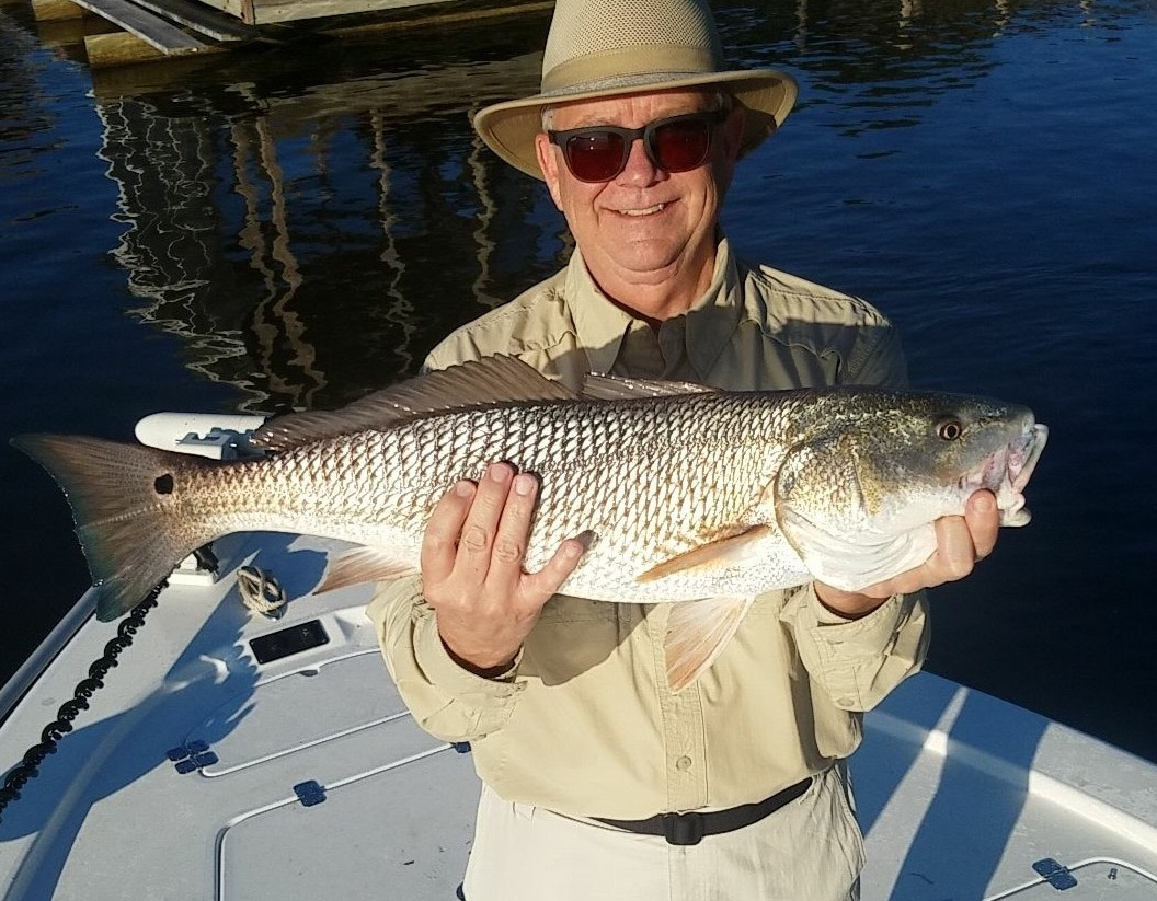 Redfish Inshore Fishing Charter